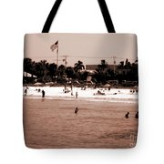 Fort Myers Beach Tote Bag
