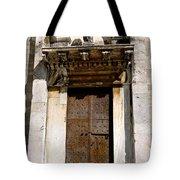 Doorway To The Duomo Tote Bag
