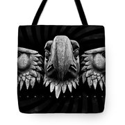 Eagle Square Tote Bag