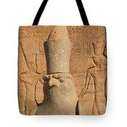 Edfu Temple  Tote Bag