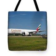 Emirates Boeing 777 Tote Bag