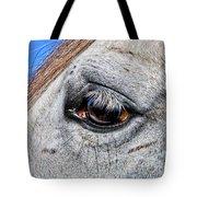 Eye Of A Horse Tote Bag