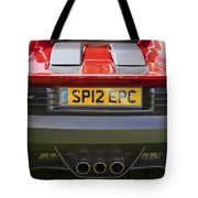 Ferrari Sp12 Ec Tote Bag