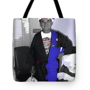 Film Homage Lee Marvin  Hell In The Pacific 1968 Russell Short  July 4th Tmc Tucson 1990-2011  Tote Bag