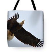 Flight Of Freedom Tote Bag