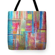 ... For A Trickle Of Water  Tote Bag