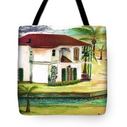 Fort Lauderdale Waterway Tote Bag