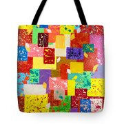 Frame Of Mind Tote Bag