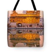 Golden Temple - Amritsar Tote Bag