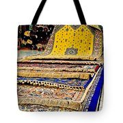 Gorgeous  Berber Rugs In Tangiers-morocco Tote Bag