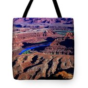 Grand View Point Overlook Tote Bag