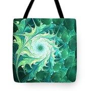 Green Magic Tote Bag