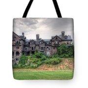 Halcyon Hall  Tote Bag