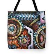 ' Harmony 8' Tote Bag