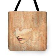 Head Of Proserpine Tote Bag