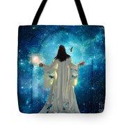 Heavens Door Tote Bag
