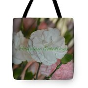 Holiday Greeting Card  Tote Bag