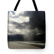 Hurricane Glimpse Tote Bag