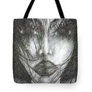I Will Become With You Tote Bag