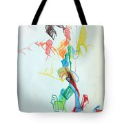 If You Follow Me For One You Will Not Lose 1 Tote Bag
