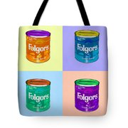 In Loving Memory Of Donny Who Loved Bowling  Set Of 4 Tote Bag
