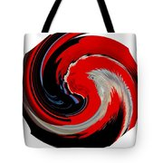 Infinity Multicultural American Flag Chief 1 Tote Bag