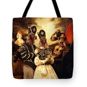 Irish Setter Art Canvas Print  Tote Bag