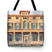 Italianate House Ny Tote Bag