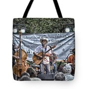 John Arthur Martinez Band Tote Bag