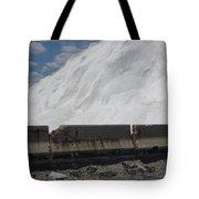 Jones Island Salt 1 Tote Bag