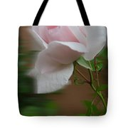 July  Rose Thought Tote Bag