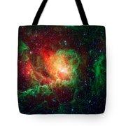 Lagoon Nebula Tote Bag