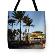 Lauderdale By The Sea Tote Bag