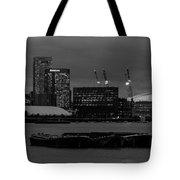 London Docklands Tote Bag