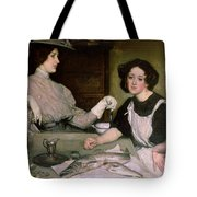 Lottie And The Lady Tote Bag