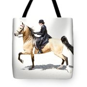 Lovely Gaited Buckskin  Tote Bag