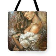 Luna Secret Tote Bag