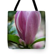 Magnolia Bud Tote Bag