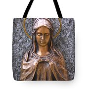 Mary Daughter Of Joachim Tote Bag