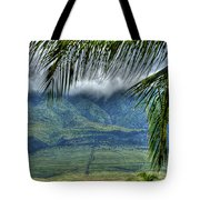 Maui Foot Hills Tote Bag