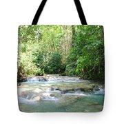 Mayfield Falls Jamaica Tote Bag