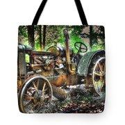 Mccormick Deering Tractor Tote Bag