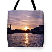 Mia Pervinca Murano Sunset  Tote Bag