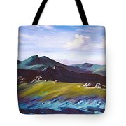 Mourne Mountains 1 Tote Bag