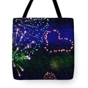My 4th Of July Tote Bag by Janie Johnson