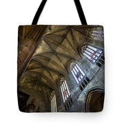 Narbonne Cathedral Tote Bag
