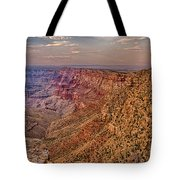 Navajo Viewpoint In Grand Canyon National Park Tote Bag