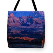 Needles Overlook  Tote Bag