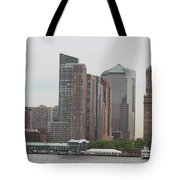 New York - New York Tote Bag