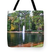Norfolk Botanical Gardens 2 Tote Bag